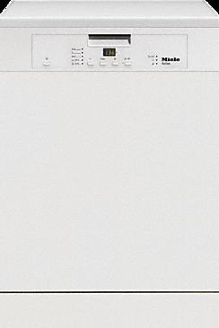 G 4203 Active - Zmywarka wolno stojąca z programowaniem startu i czasem pozostałym - komfort w korzystnej cenie.--