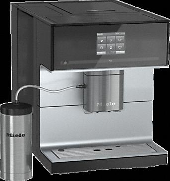 CM 7300 - Wolno stojący ekspres do kawy Z funkcją OneTouch for Two i podgrzewaną półką zapewniającymi perfekcyjny smak.--