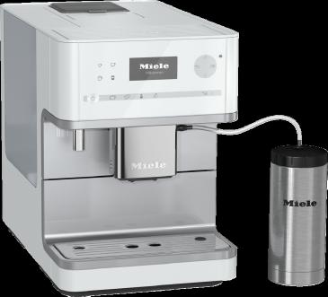 CM 6350 - Wolno stojący ekspres do kawy Z funkcją OneTouch for Two i podgrzewaną półką zapewniającymi perfekcyjny smak.--