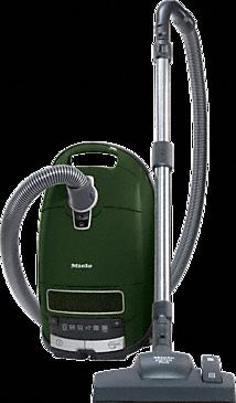 Complete C3 Green EcoLine - SGSP3 - Odkurzacz workowy z silnikiem Power Efficiency dla szczególnie energooszczędnego odkurzania.--
